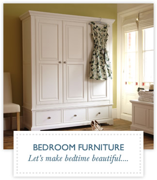 Bedroom Furniture - Let's make bedtime beautiful...