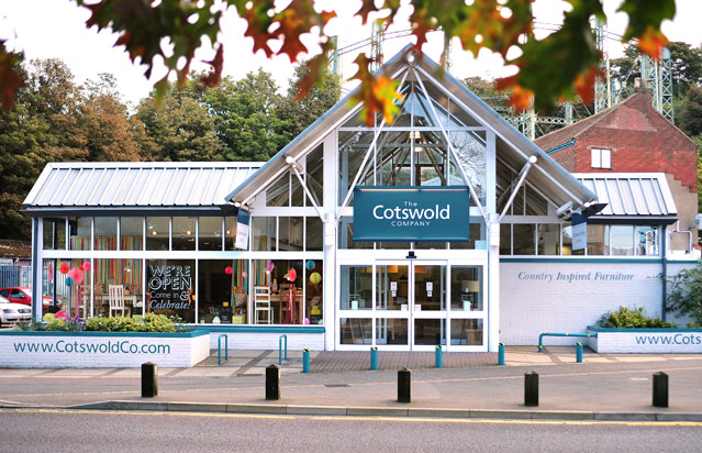 The Cotswold Company Store Norwich