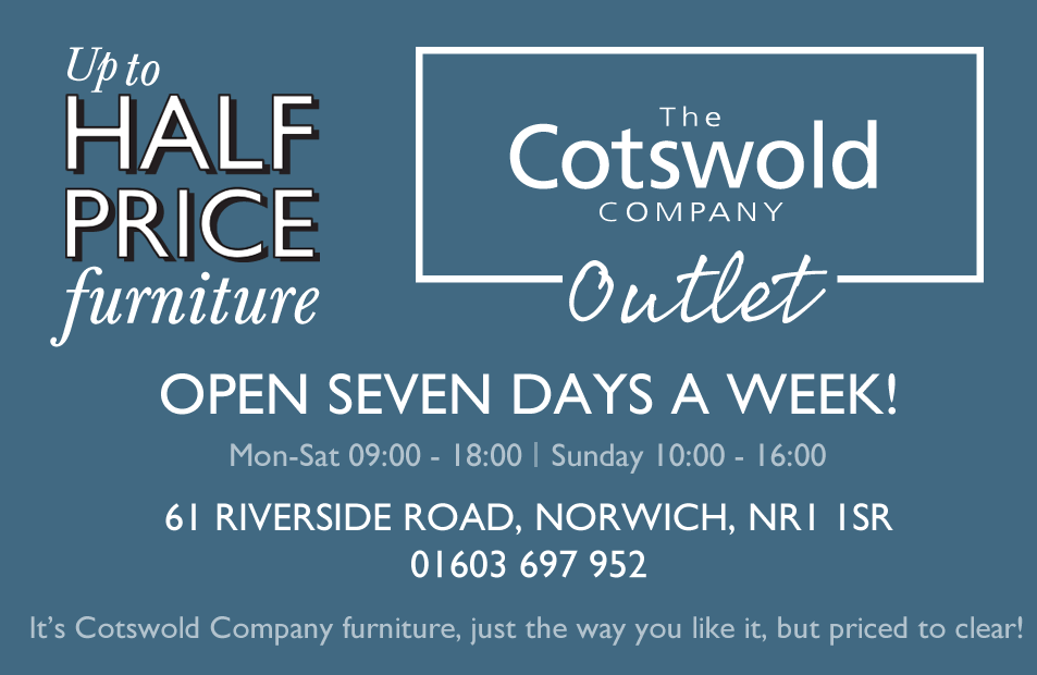 Up to Half Price Furniture - The Cotswold Company Outlet