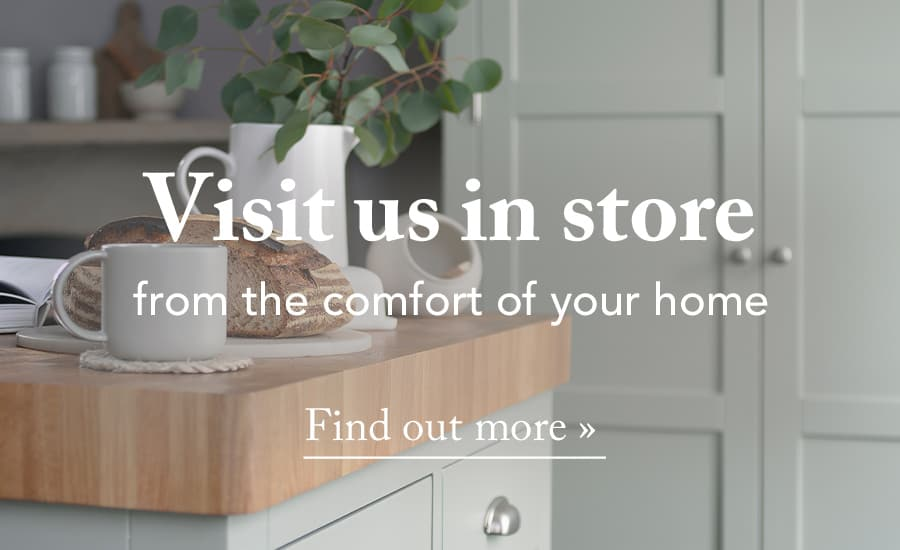 Visit us in store, from the comfort of your home