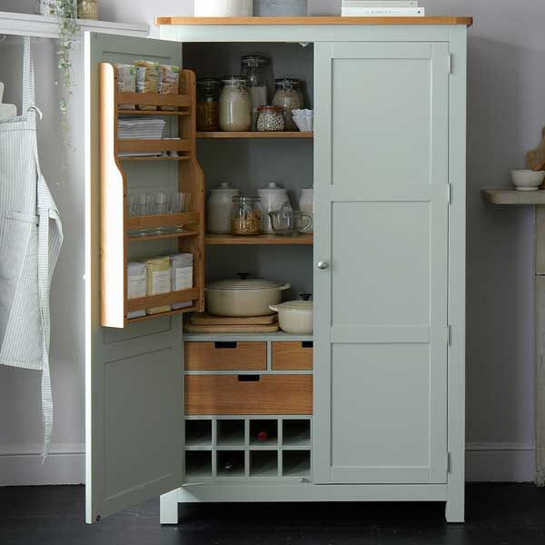 Pantry Cupboards