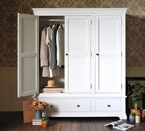 Chantilly White Furniture