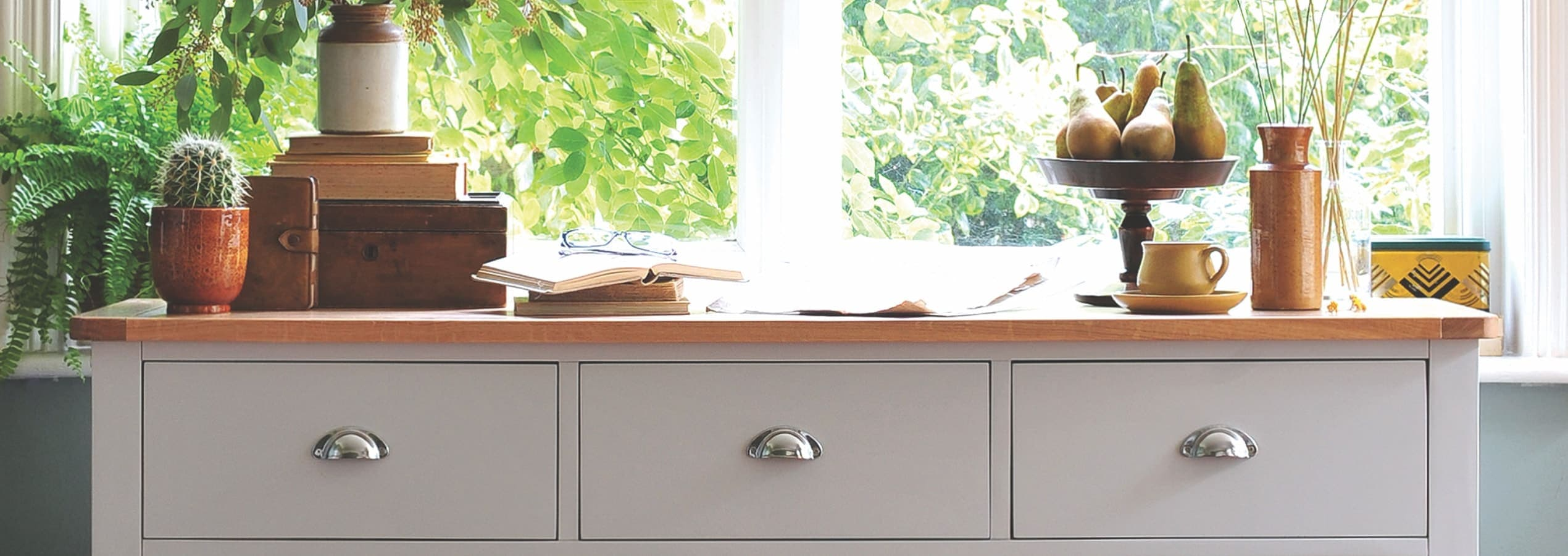 Timeless Neutrals - Perfect for adding modern country charm from only £75.