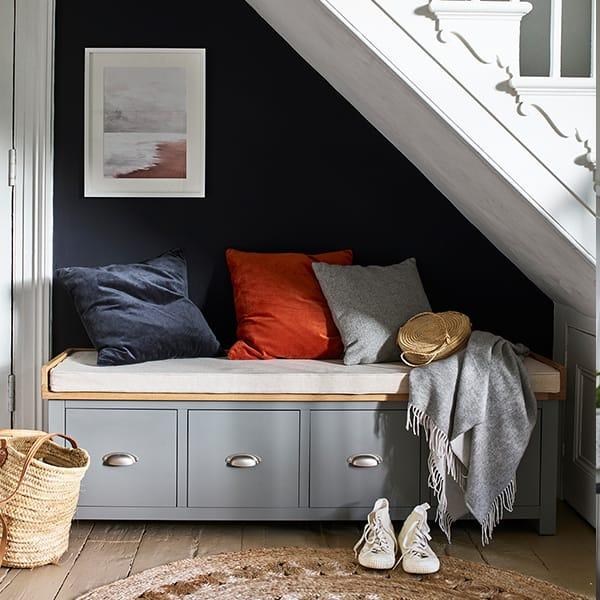 Painted Hallway Furniture