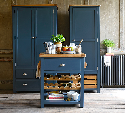 Painted Furniture In A Range Of Colours Styles From The Cotswold