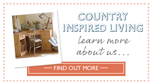 Country Inspired Living - Learn more about us...