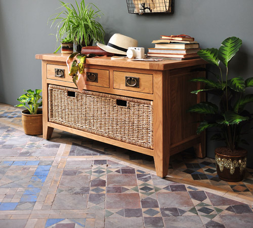 Oak Hallway Furniture